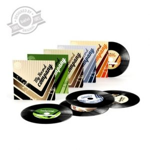 "5-Pack CD-R ""My Record company"" met vinyl surface"