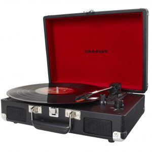 Crosley Cruiser II – Black