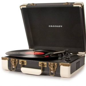 Crosley Executive – Black/White