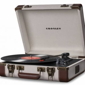 Crosley Executive – Linnen/Brown