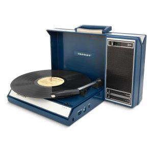 Crosley Spinnerette Blue