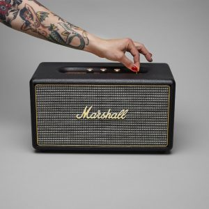 Marshall Stanmore BT black