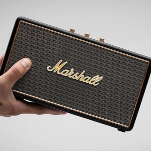 Marshall Stockwell BT black