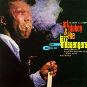 BLAKEY, ART & THE JAZZ MESSENGERS – Buhaina's Delight (Blue Note)