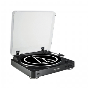 Audio Technica LP60-BT Black