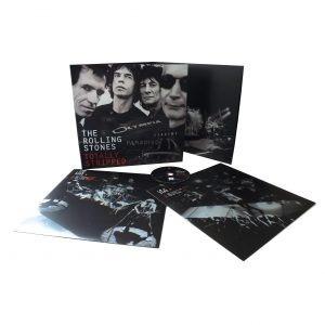 Rolling Stones – Totally Stripped 2-LP+ dubbel DVD