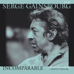Serge Gainsbourg – Incomparable 2-LP