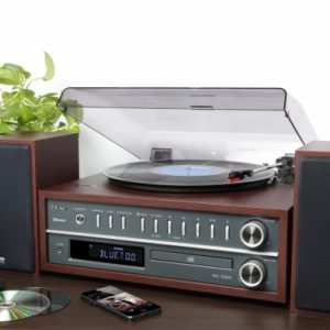 Teac MC-D800 Cherry (All-In-One)