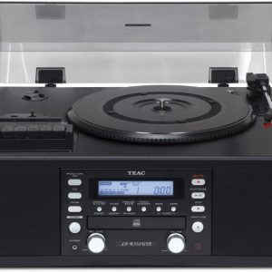 Teac LP-R550USB-B Black