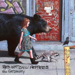 Red Hot Chili Peppers – The Getaway 2-LP