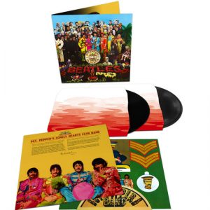 Beatles – Sgt.Pepper's Lonely Hearts Club Band 50th. Anniv.2-LP