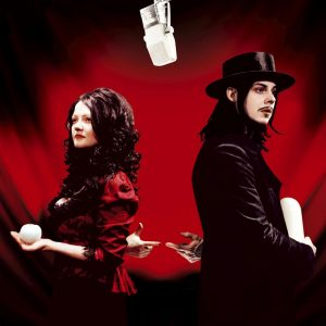 White Stripes – Get Behind Me Satan 2-LP