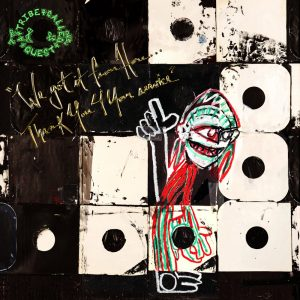 A Tribe Called Quest – We Got It From Here.. 2-LP