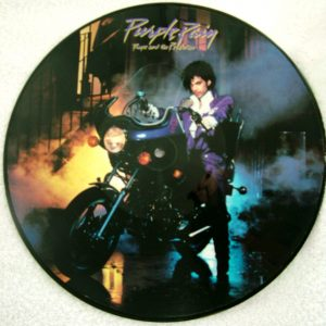 Prince & The Revolution – Purple Rain (Picturedisc)